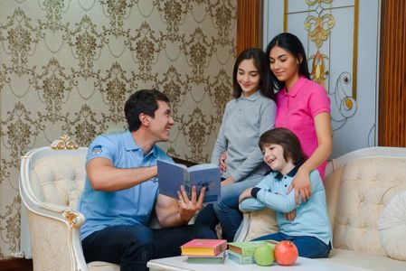 Polo shirts for adults and children
